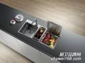 方太水槽洗碗机:男人为世界杯狂欢,别让女人独自洗碗!