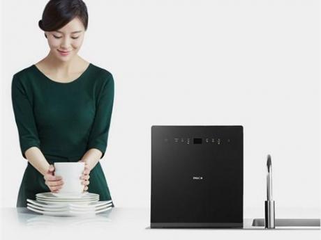 集成多种应用功能,小体型洗碗机更受市场青睐